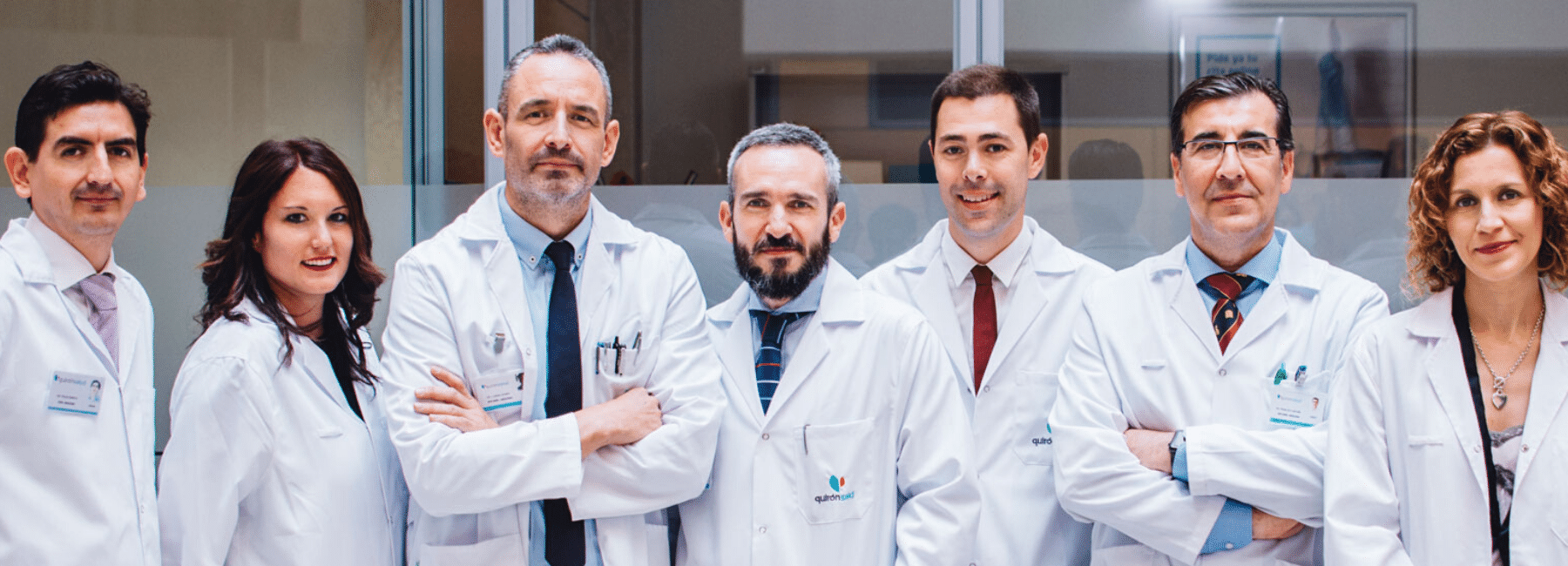 Equipo especialista en urologia malaga del hospital quiron