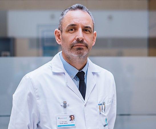 José Ángel Gómez PascualUrólogo cirujano en Malaga consulta Dr. Jose Angel Gómez Pascual.