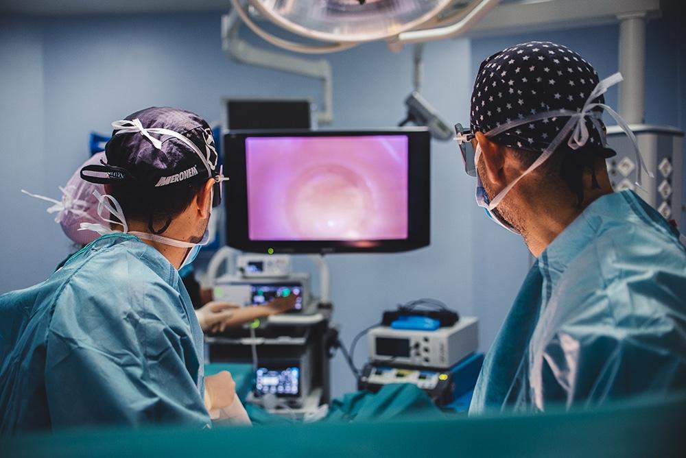 Cirujía Laparoscopia 3D en Malaga